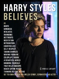 Cover Harry Styles Believes - Harry Styles Quotes And Believes