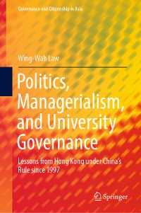 Cover Politics, Managerialism, and University Governance