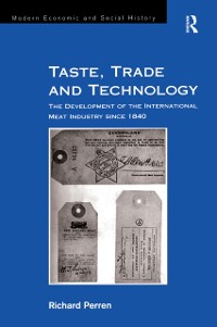 Cover Taste, Trade and Technology