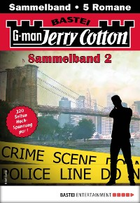 Cover Jerry Cotton Sammelband 2 - Krimi-Serie