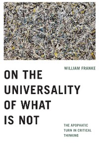 Cover On the Universality of What Is Not