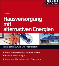 Cover Hausversorgung mit alternativen Energien