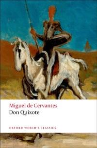 Cover Don Quixote de la Mancha