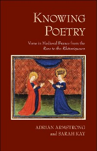 Cover Knowing Poetry