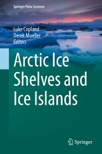 Cover Arctic Ice Shelves and Ice Islands