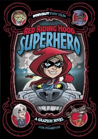 Cover Red Riding Hood, Superhero