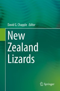 Cover New Zealand Lizards