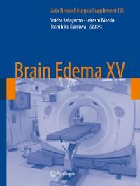 Cover Brain Edema XV