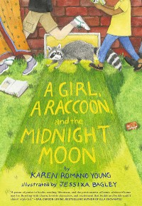 Cover A Girl, a Raccoon, and the Midnight Moon