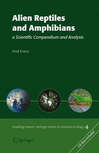 Cover Alien Reptiles and Amphibians