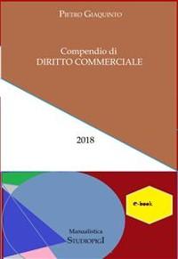 Cover Compendio di DIRITTO COMMERCIALE