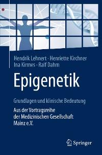 Cover Epigenetik – Grundlagen und klinische Bedeutung