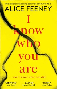 Cover I Know Who You Are