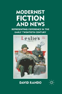Cover Modernist Fiction and News