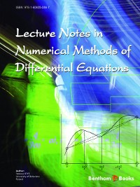 Cover Lecture Notes in Numerical Methods of Differential Equations