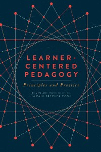 Cover Learner-Centered Pedagogy
