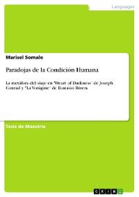 Cover Paradojas de la Condición Humana