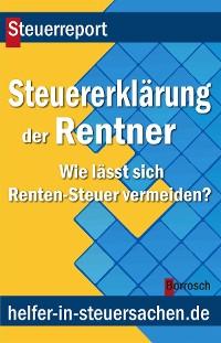 Cover Die Steuererklärung der Rentner