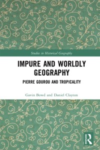Cover Impure and Worldly Geography