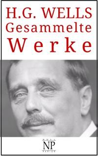 Cover H. G. Wells – Gesammelte Werke