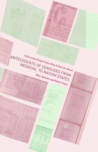 Cover Antecedents of Censuses from Medieval to Nation States