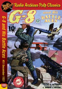 Cover G-8 and His Battle Aces #51 December 193
