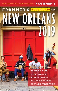 Cover Frommer's EasyGuide to New Orleans 2019