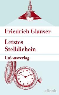 Cover Letztes Stelldichein