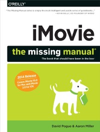 Cover iMovie: The Missing Manual