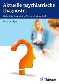 Cover Aktuelle psychiatrische Diagnostik