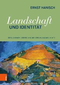 Cover Landschaft und Identität
