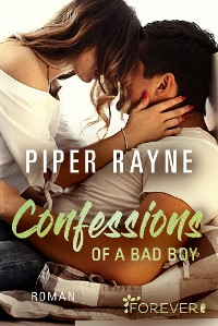 Cover Confessions of a Bad Boy