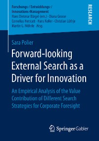 Cover Forward-looking External Search as a Driver for Innovation
