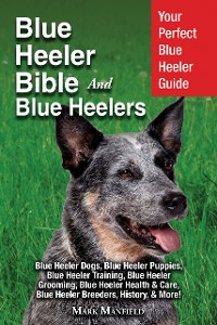 Cover Blue Heeler Bible And Blue Heelers