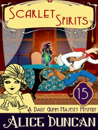 Cover Scarlet Spirits