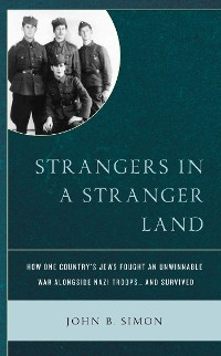 Cover Strangers in a Stranger Land