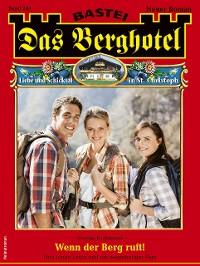 Cover Das Berghotel 244 - Heimatroman