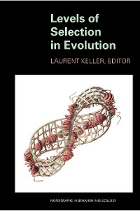 Cover Levels of Selection in Evolution