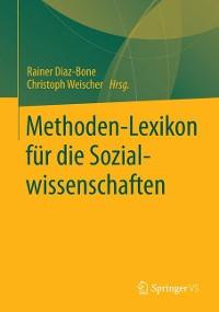 Cover Methoden-Lexikon für die Sozialwissenschaften