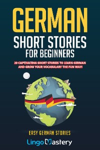 Cover German Short Stories For Beginners