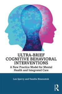 Cover Ultra-Brief Cognitive Behavioral Interventions