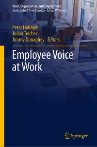 Cover Employee Voice at Work