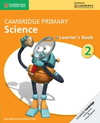 Cover Cambridge Primary Science Stage 2