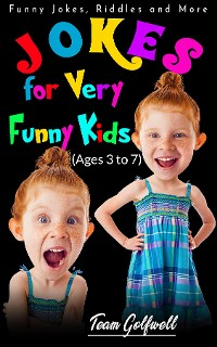 Cover Jokes for Very Funny Kids (Ages 3 to 7)