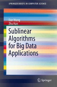 Cover Sublinear Algorithms for Big Data Applications