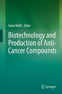 Cover Biotechnology and Production of Anti-Cancer Compounds