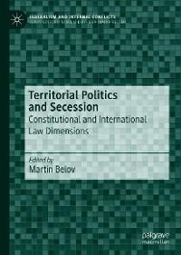 Cover Territorial Politics and Secession