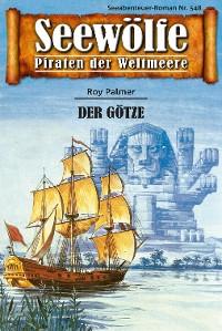 Cover Seewölfe - Piraten der Weltmeere 548