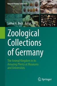 Cover Zoological Collections of Germany