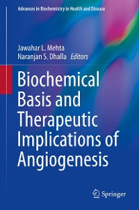 Cover Biochemical Basis and Therapeutic Implications of Angiogenesis